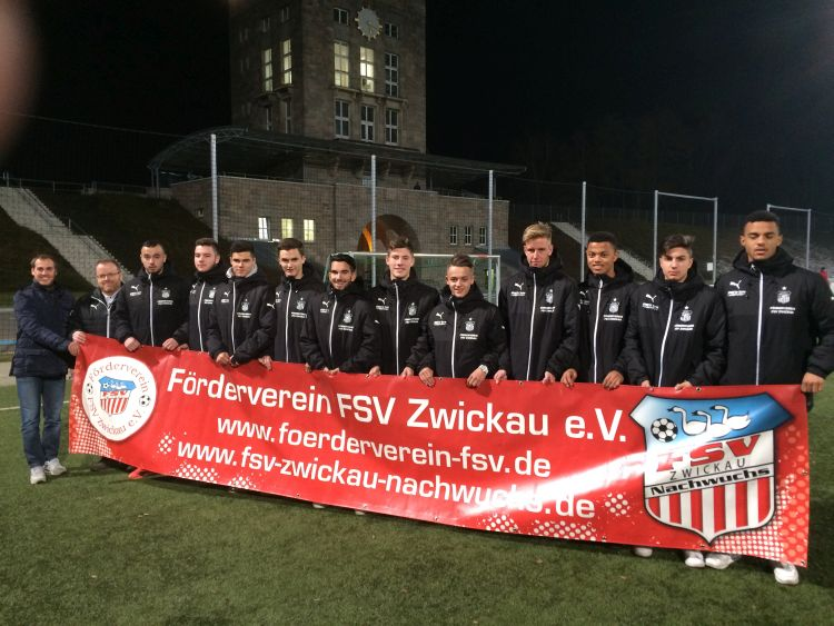 winterjacken FV U19
